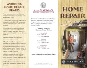 HOME REPAIR KNOW YOUR RIGHTS